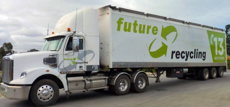 skip bin hire pickup truck in pakenham
